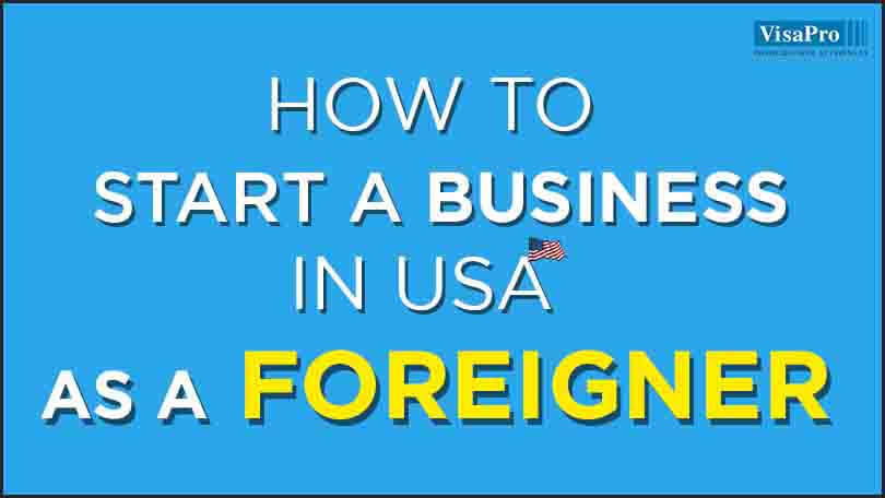 How To start A Business In USA Using L1 Visa or E2 Treaty Investor Visa