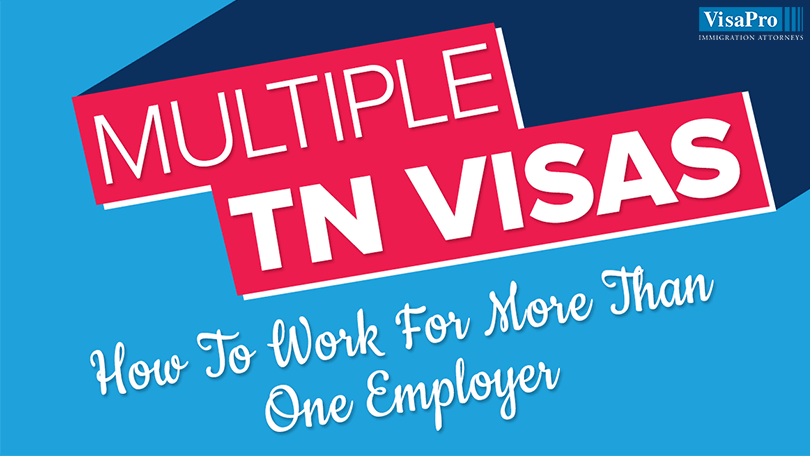 Can TN Visa Holders Work For Multiple Employers Concurrently?