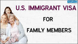 Tips To Successfully Secure U.S. Immigrant Visa For Family Members.