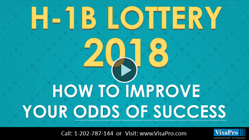 Know About H1B Visa 2018 Lottery Status.