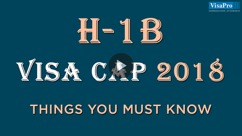 Learn All About USCIS H1B Cap 2018 Filing Strategy.