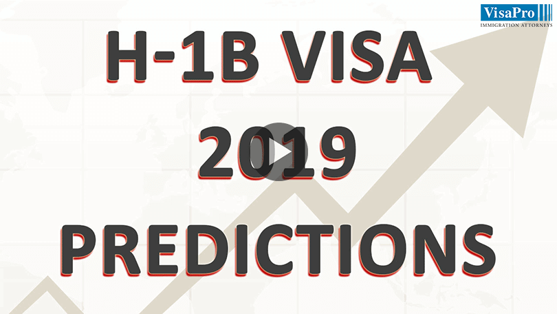 Chances Of Winning H1B Lottery 2019 Predictions.