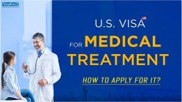 U.S. Visa For Medical Treatment