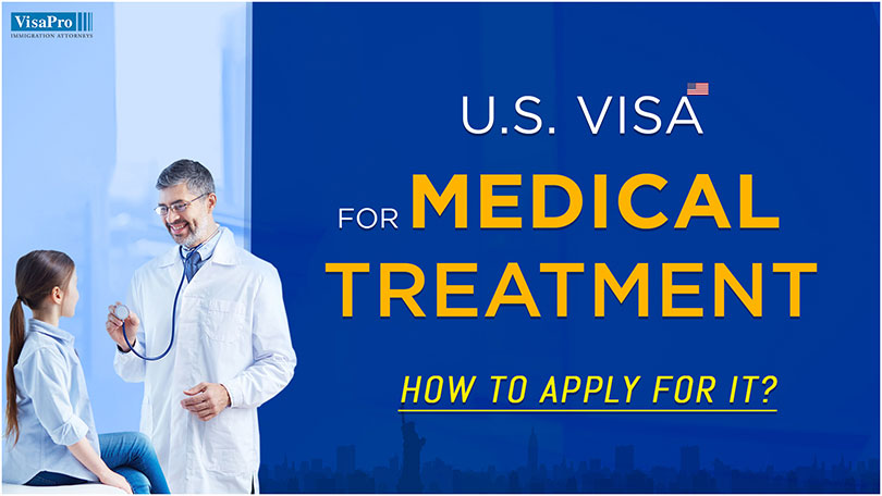 U S  Visa For Medical Treatment:How To Apply For It?