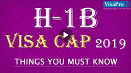 Learn All About USCIS H1B Cap 2019 Filing Strategy.