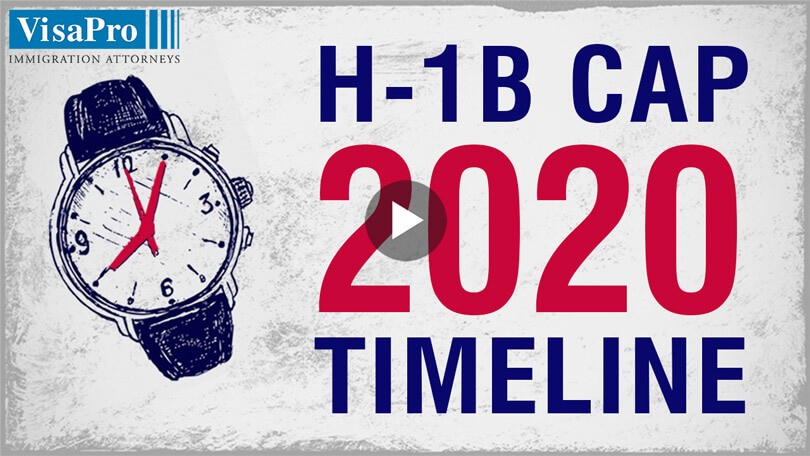 H1B Timeline 2020: 6 Easy Steps For Successful H-1B Filing