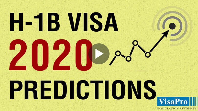 H1B Visa 2020 Predictions: What Are Your Chances of Being Selected?