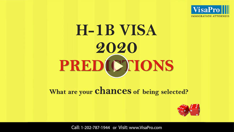 2020 H1B Prediction: What Are Your Chances of Winning H-1B Lottery?