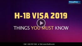 Find Out When H1B Visa Process Starts For 2019.