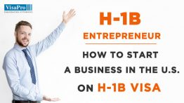 Learn How To Start A Business In The U.S. On H1B Visa