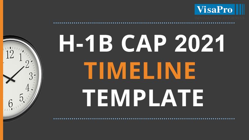 Download H1B Visa 2021 Timeline Templates