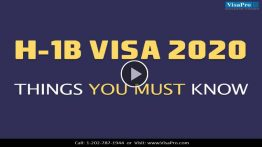 Find Out When H1B Visa Process Starts For 2020.