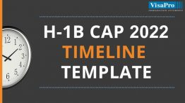 Download H1B Visa 2022 Timeline Templates